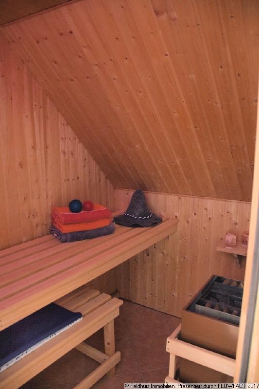 Badezimmer DG mit Sauna
