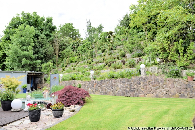 Gartenansicht II