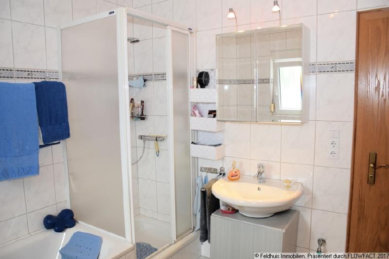 Badezimmer Erdgeschoss I